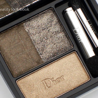 Dior 3 Couleurs Smoky Ready-To-Wear Smoky Eyes Palette Swatch