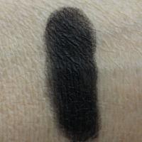 Make Up For Ever Aqua Black Waterproof Cream Eye Shadow Swatch