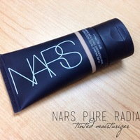 NARS Pure Radiant Tinted Moisturizer Broad Spectrum SPF 30 Swatch