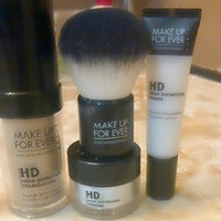 Make Up For Ever HD Complexion Starter Kit Swatch