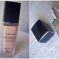 Dior Diorskin Forever Flawless Perfection Wear Makeup Swatch