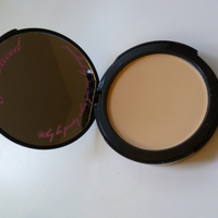 Too Faced Amazing Face SPF 15 Foundation Powder Swatch
