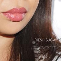 Fresh Sugar Lip Treatment SPF 15 Swatch