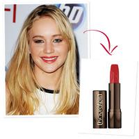 Hourglass Femme Rouge Velvet Creme Lipstick Swatch