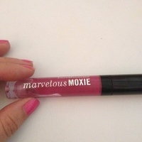 Bareminerals Marvelous Moxie Lipgloss Swatch
