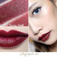 Wet n Wild Cherry Bomb 918D Lipstick Swatch