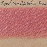 Urban decay revolution lipstick in fiend swatched 2