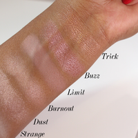 Urban Decay Naked3 Swatch