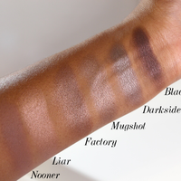 Urban Decay Naked 3 Eyeshadow Swatch