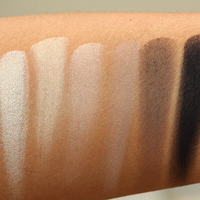 Urban Decay Naked Basics Palette Swatch