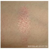 Lancome COLOR DESIGN - Sensational Effects Eye Shadow Smooth Hold Swatch