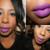 Mac heroine lipstick nc50 beauty blogger black skin