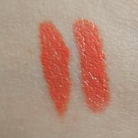MAC Vegas Volt Lipstick Swatch