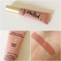 Too Faced Melted Nude Lipstick Swatch