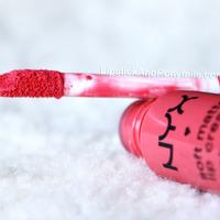 NYX Antwerp (SMLC05) Lip creme Swatch