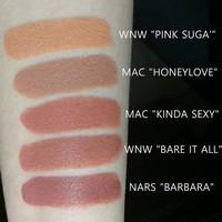 mac honeylove lipstick dupe-#37