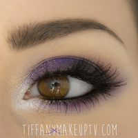 Make Up For Ever Diamond Shadow Swatch