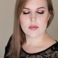 Anastasia Beverly Hills Lovely Lipstick Swatch