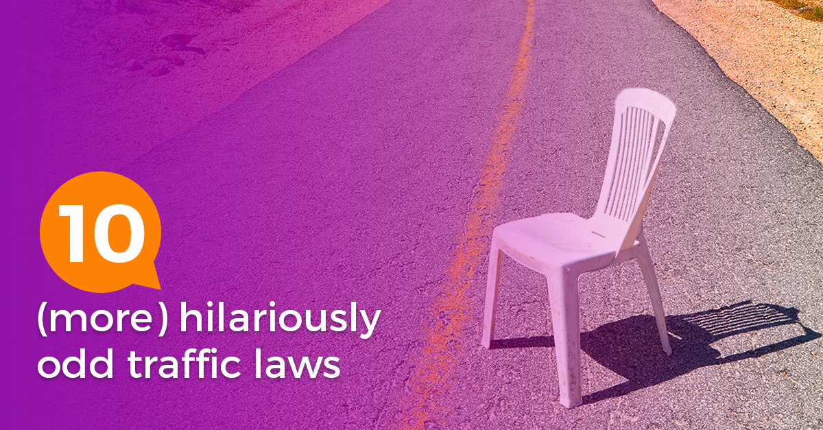 2017 06 06 Oddtrafficlaws