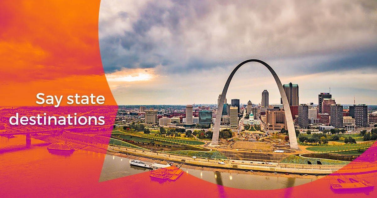 2018 06 18 Blog Saydestinations Places To Travel Missouri Arch