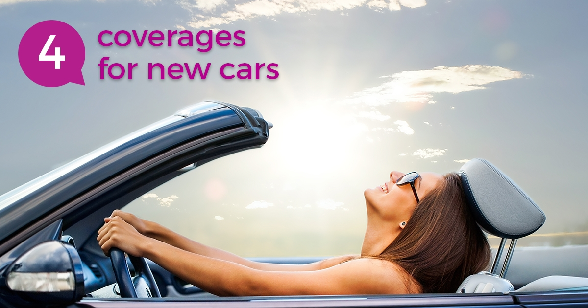 2018 07 02 Blog Reviewingcoverage Newcars Woman Driving Convertible Happy Sun