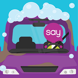 2019 04 10 blog say bubble driving soapy car teaser