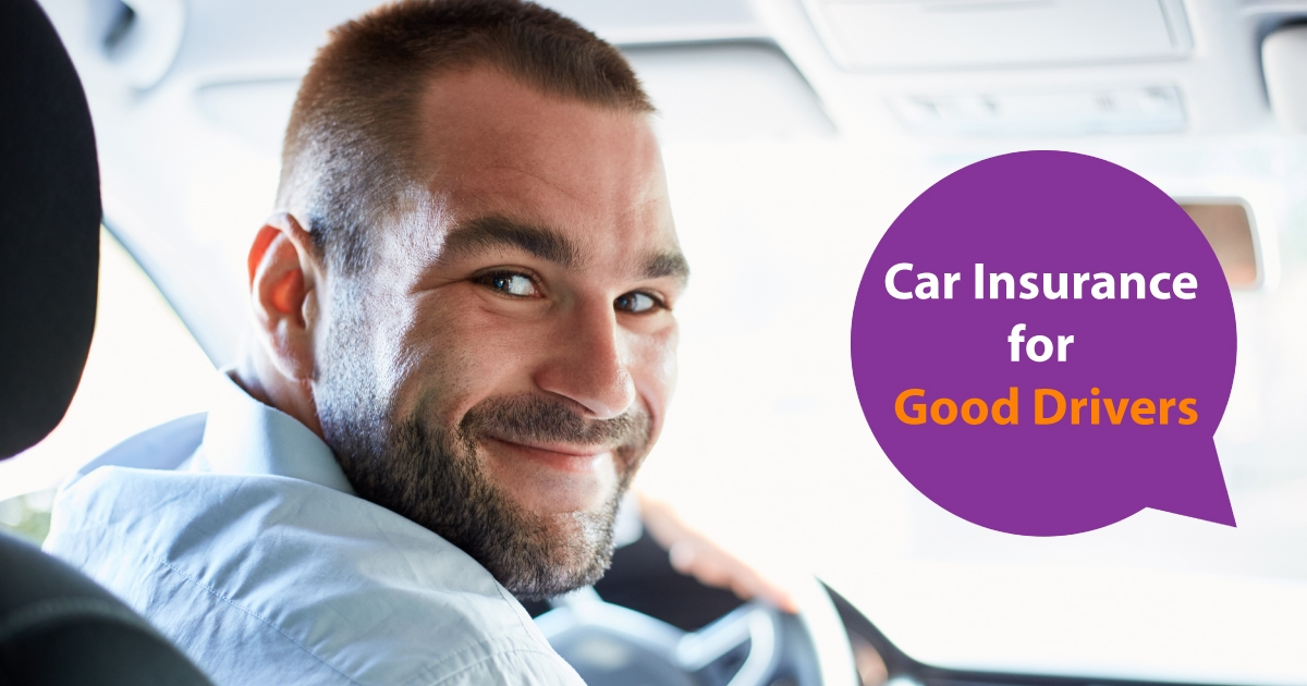 Car Insurance for Good Drivers Header