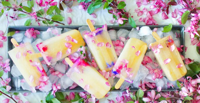 Tropical Ice Pops