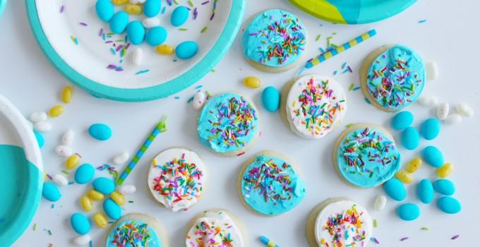 Feeding America with Cheeky & Sprinkle Cookies!
