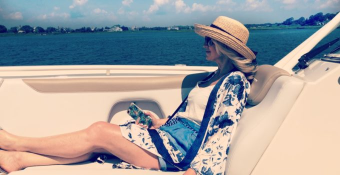 A Simply Beautiful Boat Tour – Hamptons Style
