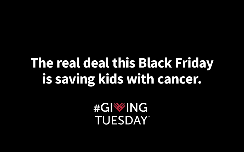 Giving Tuesday is the real deal this Black Friday