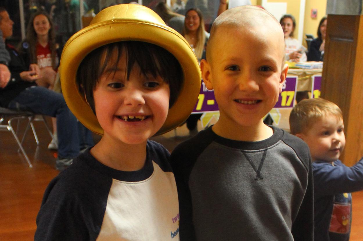 8b62721e8fe retinoblastoma   St. Baldrick's Blog   Childhood Cancer Stories ...