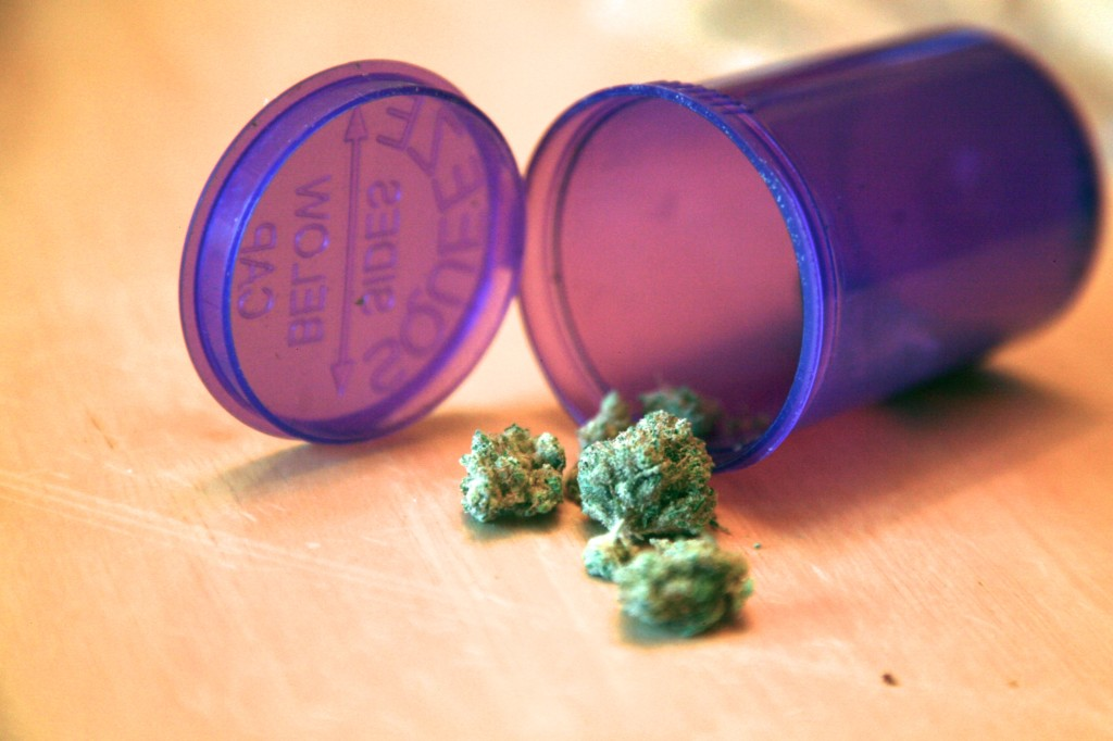 The negative stigma attached to weed is the driving force behind biased misconceptions. (NATE BRUZDINSKI / CU INDEPENDENT)