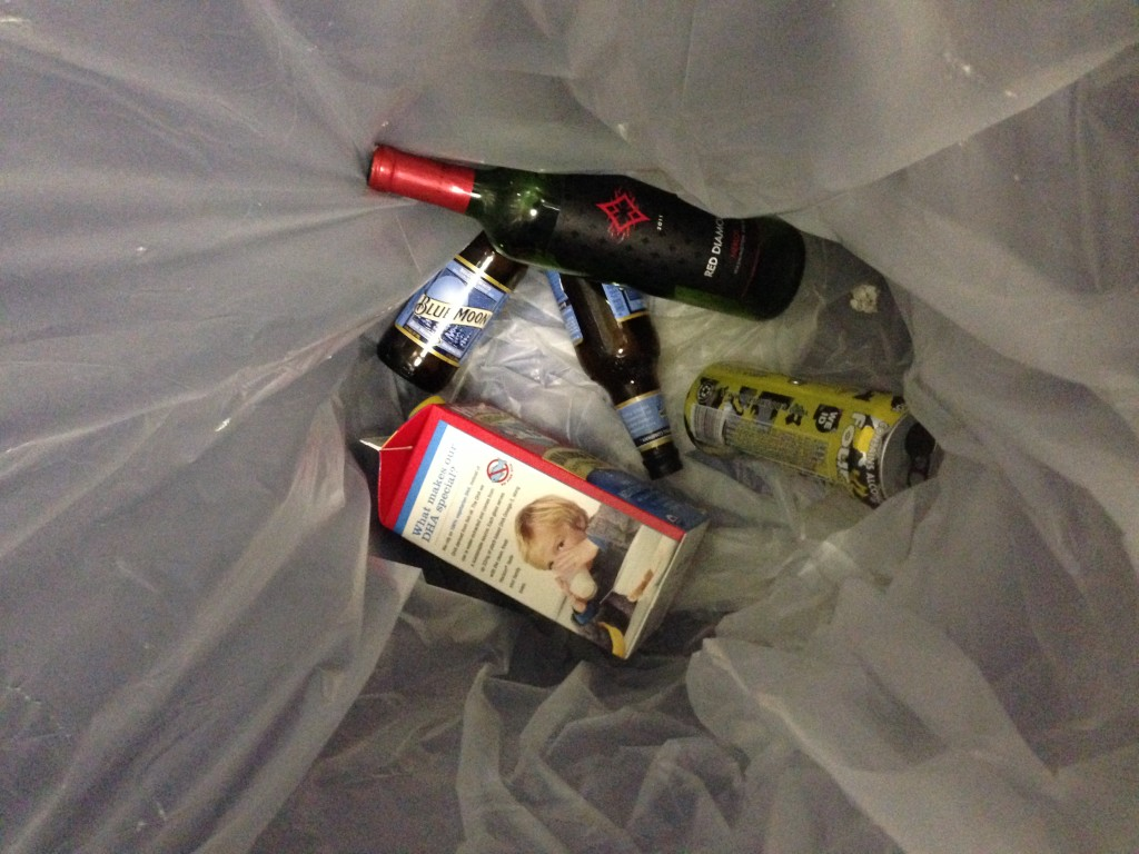 Alcohol and partying have come to define modern day college life. (JESSICA DESAMERO / THE STATESMAN)