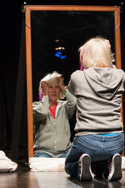 "The Asylum Theatre Company performed ""Kimberly Akimbo"" last year at the Staller Center. (PHOTO CREDIT: STALLER CENTER)"