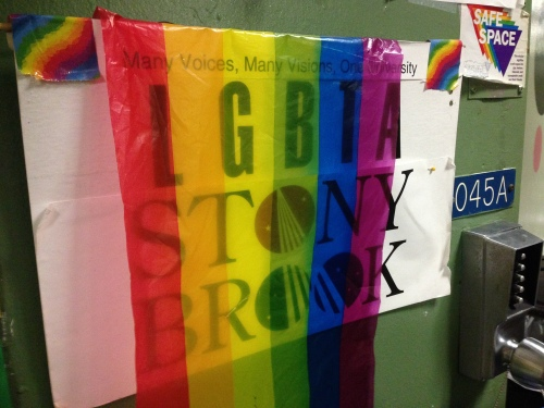 Stony Brook LGBTQ Committee are trying to create an inclusive greek society