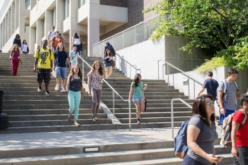 A day in the life for many students at SBU. (STATESMAN STOCK PHOTO)