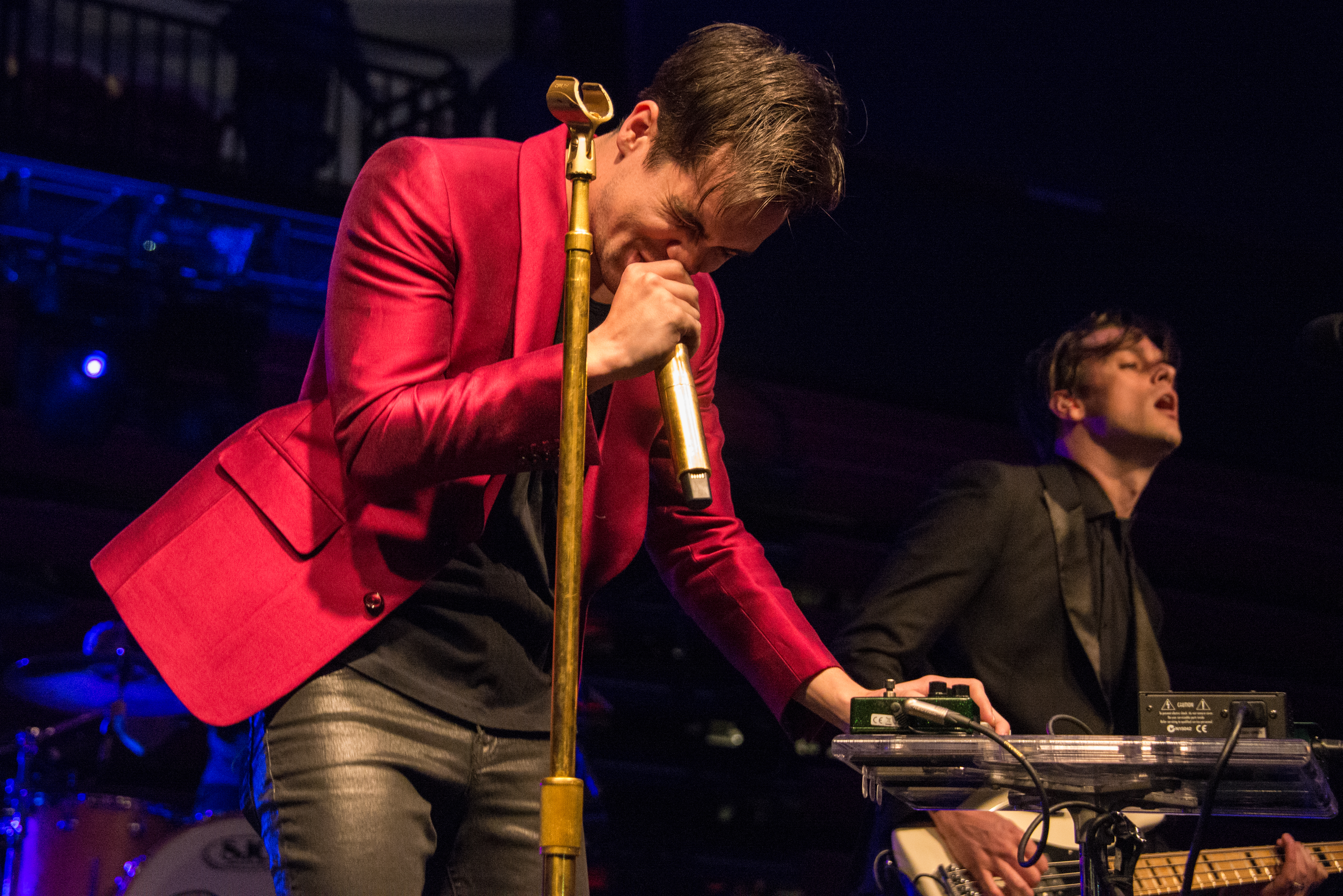 Panic! at the Disco came to Stony Brook for Brookfest 2015. HEATHER KHALIFA / THE STATESMAN