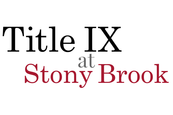 Title IX at Stony Brook