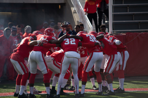 The Stony Brook Football team lost its fifth straight game on Saturday when they fell to Elon at Kenneth P. LaValle Stadium. HANAA' TAMEEZ/THE STATESMAN