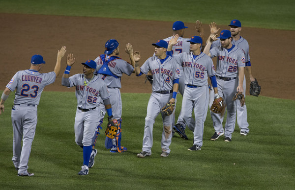 The New York Mets came up short this season, losing to the Kansas City Royals in the World Series in five games.