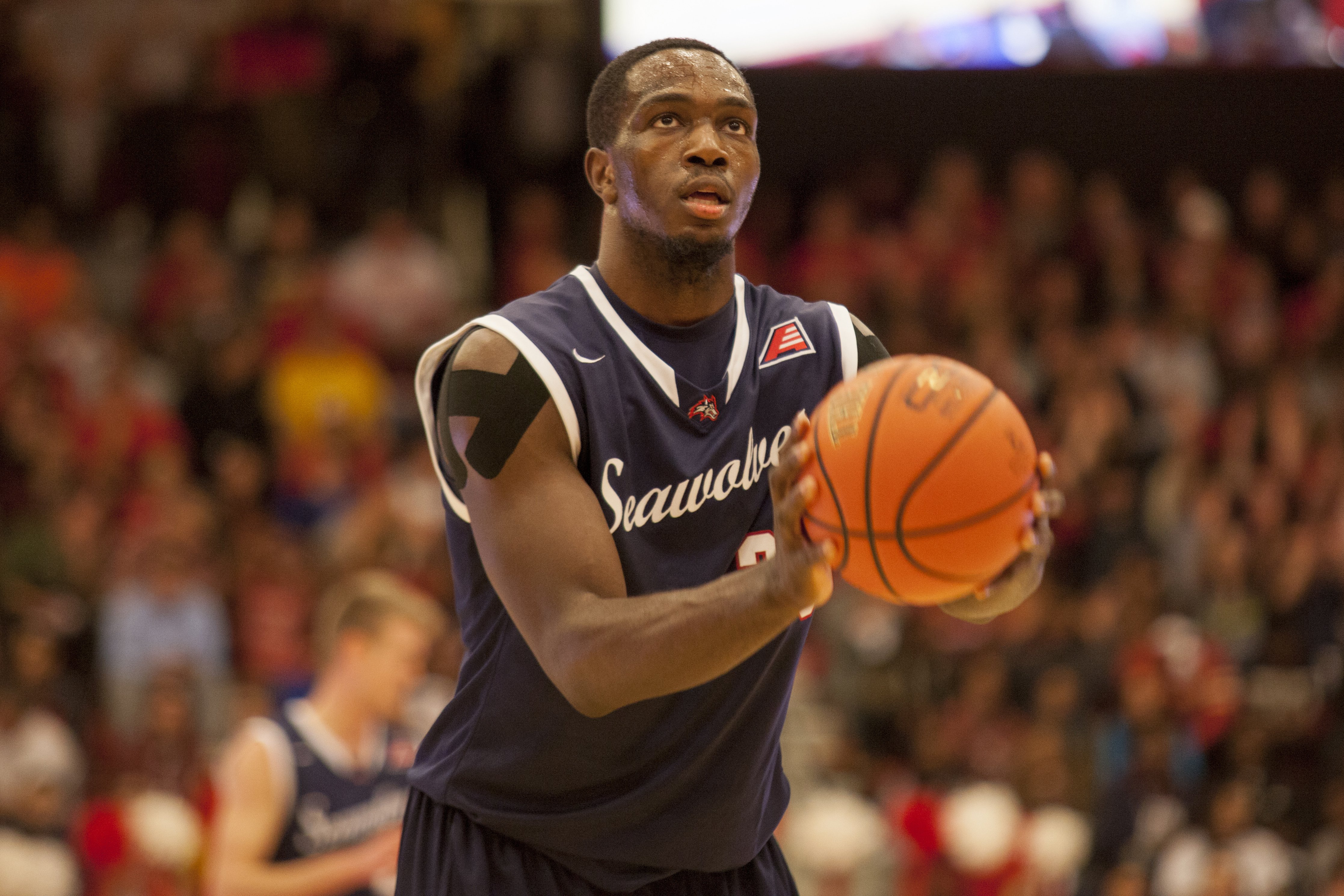122f666b383 Jameel Warney added to Summer League roster of NBA s Dallas Mavericks