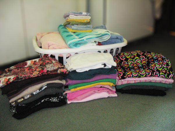 Laundry PC April Griffus:Flickr via CC by NC-ND 2.0