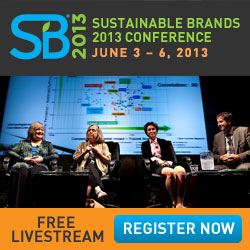 Sustainable Brands 2013 Conference