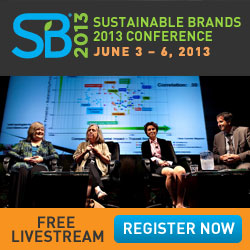 Sustainable Brands '13