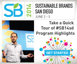 Sustainable Brands 2014 San Diego Conference