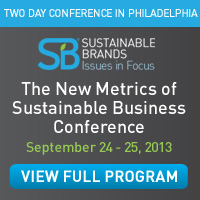 Learn more about the New Metrics of Sustainable Business Conference