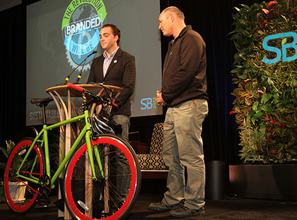 Bike & Park, Winner's of the People's Choice Award 2012