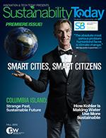 Sustainability Today Fall 2015