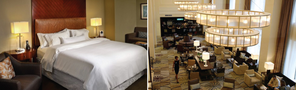 Hotel Westin Cadillac Detroit